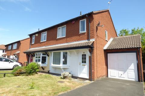 3 bedroom semi-detached house for sale - The Spinney, Annitsford, Cramlington, Tyne and Wear, NE23 7NY