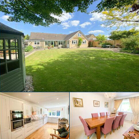 3 bedroom bungalow for sale - Chesterton Park, Cirencester, Gloucestershire, GL7