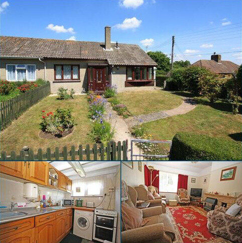 2 bedroom semi-detached bungalow for sale - Green Street, Hinton St. George, Somerset, TA17