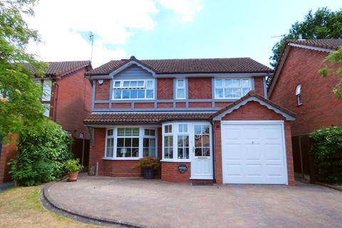 4 bedroom detached house for sale - Greenacres Close, Streetly / Aldridge Boarder