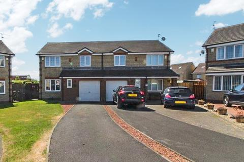 3 bedroom semi-detached house for sale - Humford Green, Blyth