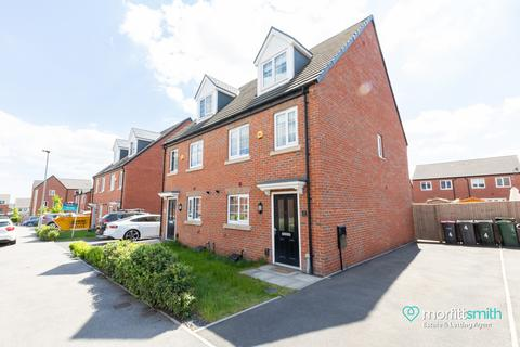 3 bedroom semi-detached house for sale - Castleton Way, Waverley, S60 8AQ - Immaculate Home