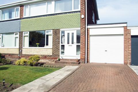 3 bedroom semi-detached house for sale - Berkdale Road, Gateshead, Tyne and Wear