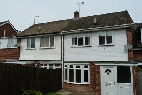 3 bedroom terraced house to rent - Vicarage Close, Steeple Claydon, MK18 2PU