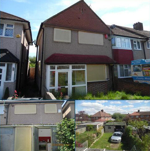 3 bedroom terraced house for sale - Longhill Road, London SE6