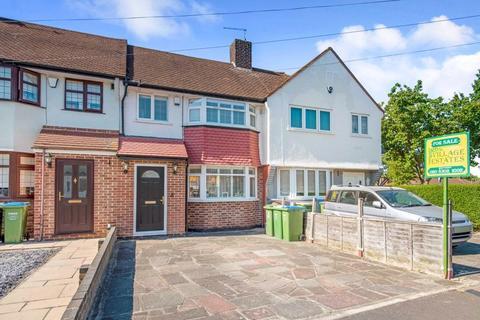 3 bedroom terraced house for sale - Norfolk Crescent, Sidcup, DA15 8HN