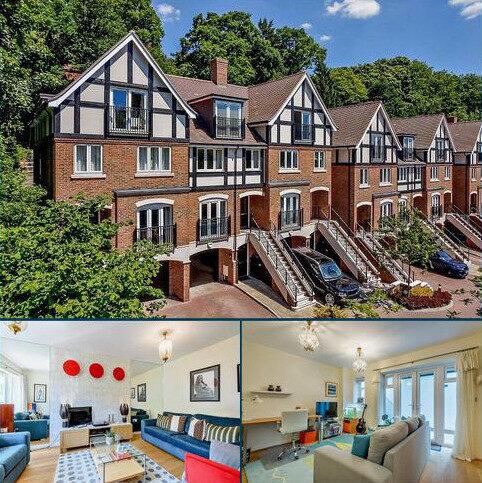 4 bedroom terraced house for sale - Albury Mews, Charterhouse Road, Godalming, Surrey