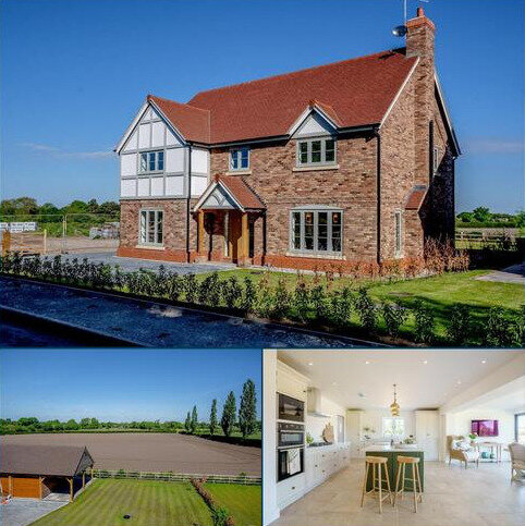 5 bedroom detached house for sale - Moss Lane, Elworth, Sandbach, Cheshire