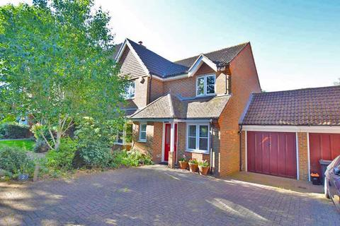 4 bedroom detached house for sale - St. Francis Close, Maidstone ME14