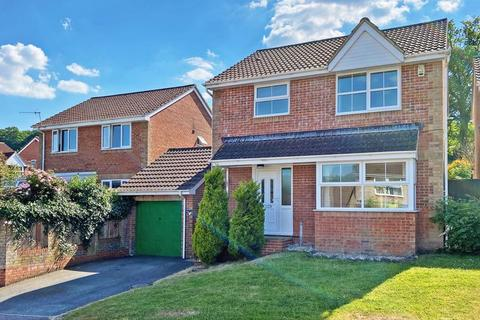 3 bedroom detached house for sale - Willow Walk, Honiton