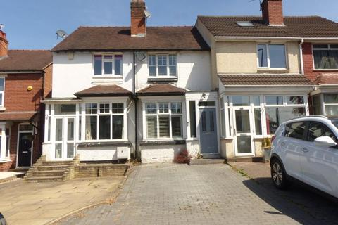 3 bedroom terraced house for sale - Mere Green Road, Sutton Coldfield