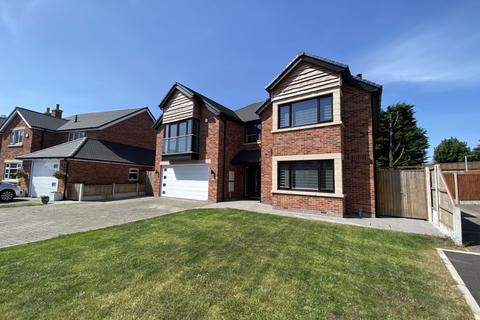 5 bedroom detached house for sale - Bridge View Close, Longton