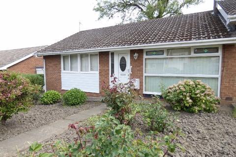 3 bedroom semi-detached bungalow for sale - Firwood Grove, Crook