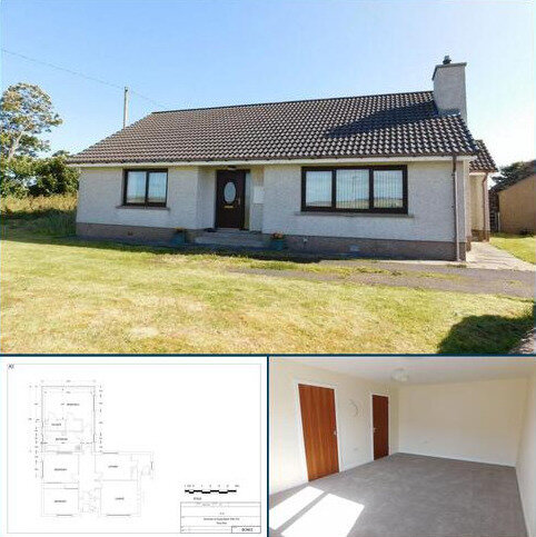 3 bedroom bungalow to rent - Bower, Wick