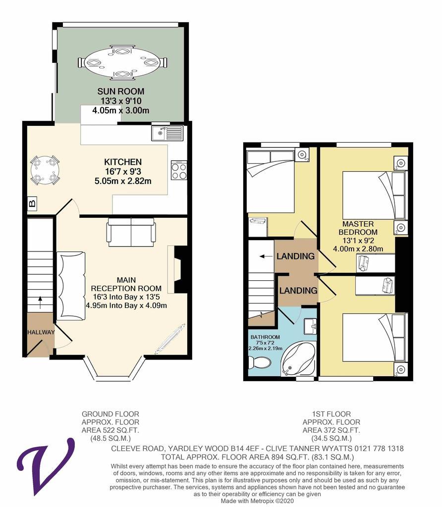Floorplan 2 of 2: 2 D Floor Plan