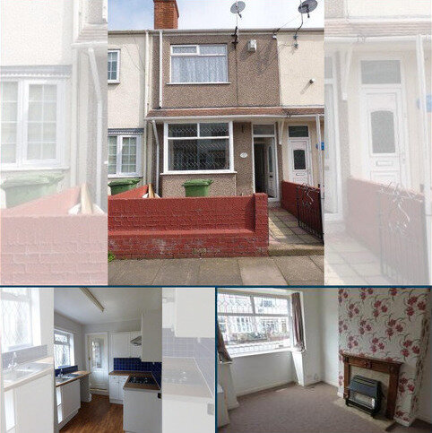 3 bedroom terraced house to rent - Tiverton Street, Cleethorpes