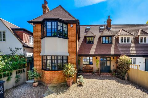 5 bedroom semi-detached house for sale - Barrowgate Road, Chiswick, London, W4