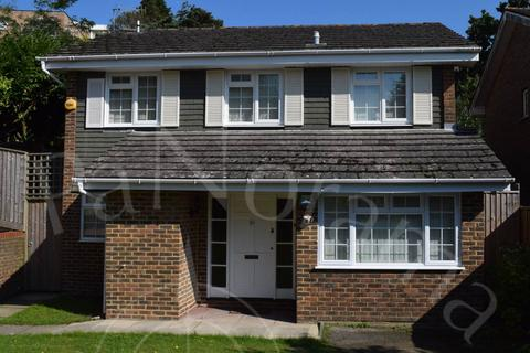 4 bedroom detached house to rent - Merlewood Close, Bournemouth,