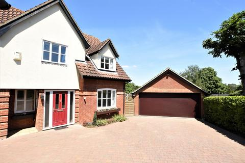 4 bedroom detached house for sale - Rowanwood Avenue, The Hollies, Sidcup, DA15