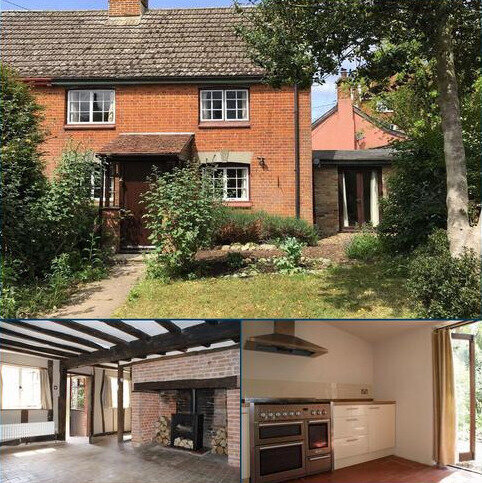 2 bedroom cottage for sale - Low Street, Hoxne, Suffolk
