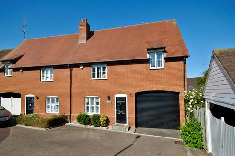 3 bedroom end of terrace house for sale - Meggy Tye, Chancellor Park, Chelmsford, CM2