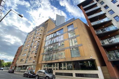 1 bedroom apartment to rent - Lumiere Building, City Road East, Manchester