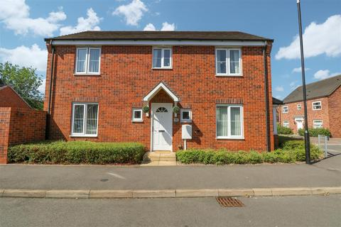 4 bedroom detached house for sale - Jefferson Way, Coventry
