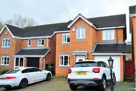 4 bedroom detached house for sale - Bishops Walk, Cradley Heath