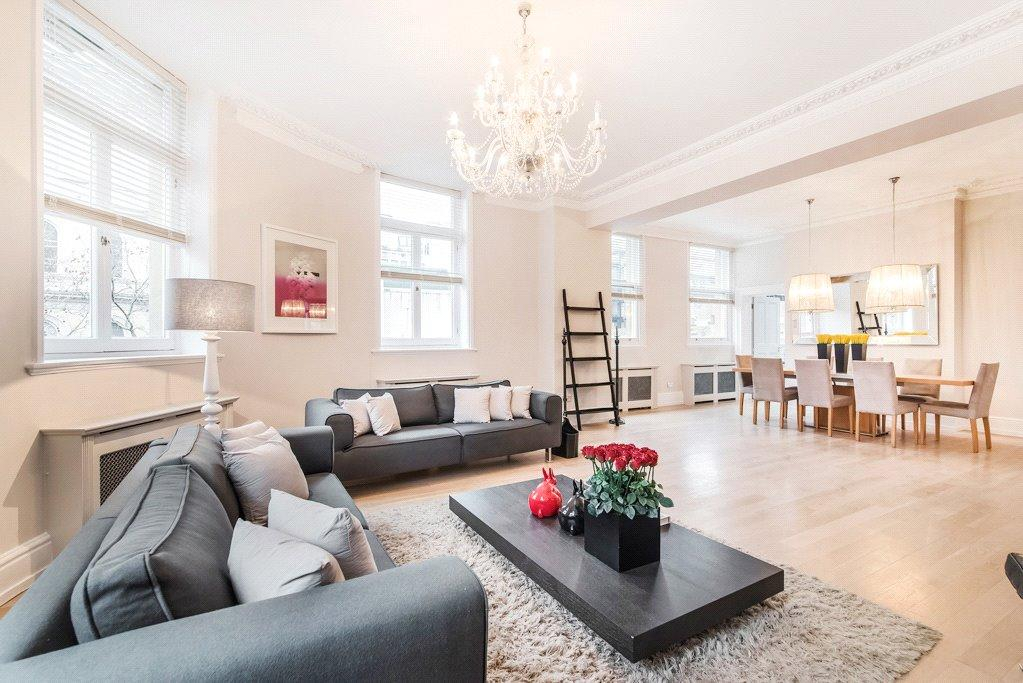 3 Bedrooms Flat for rent in Northumberland Avenue, Charing Cross, Covent Garden, London