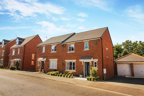 3 bedroom semi-detached house for sale - Capheaton Way, Seaton Delaval, Whitley Bay