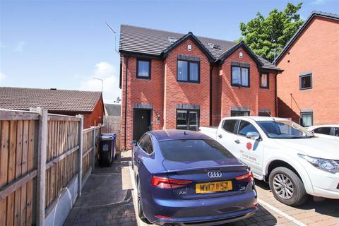4 bedroom semi-detached house to rent - Liverpool Road, Cross Heath, Newcastle
