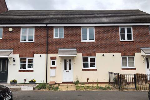 3 bedroom terraced house to rent - Jefferson Way, Tile Hill, CV4 9AN