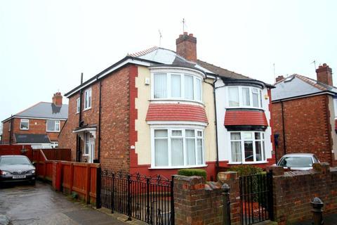 2 bedroom semi-detached house to rent - Park Crescent, Darlington