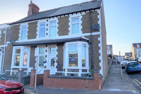 3 bedroom end of terrace house for sale - Maes Y Cwm Street, Barry
