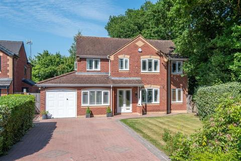 4 bedroom detached house for sale - Hollyhurst Grove, Shirley, Solihull