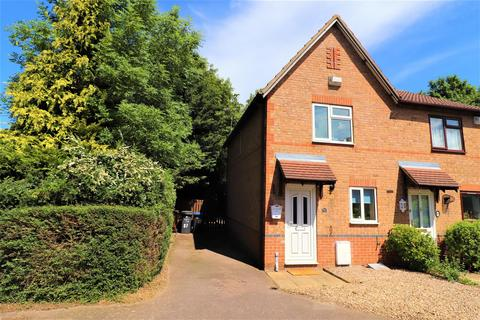 2 bedroom semi-detached house for sale - Lindisfarne Way, East Hunsbury