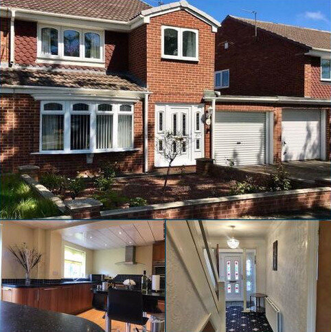 3 bedroom semi-detached house for sale - Basil Way, South Shields, Tyne And Wear