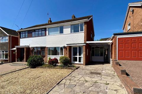 3 bedroom semi-detached house for sale - Apsley Grove, Tittensor, Stone