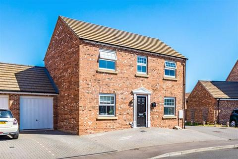 4 bedroom detached house for sale - Roeburn Way, Spalding
