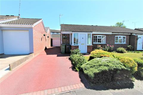 2 bedroom semi-detached bungalow for sale - Atherstone Close, Oadby, Leicester LE2