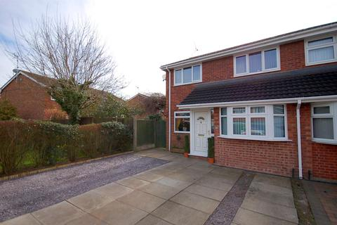 3 bedroom semi-detached house for sale - Rectory Close, Crewe
