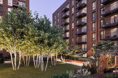 2 bedroom apartment for sale - Plot C.1.04 at Snow Hill Wharf, Severn Street B4
