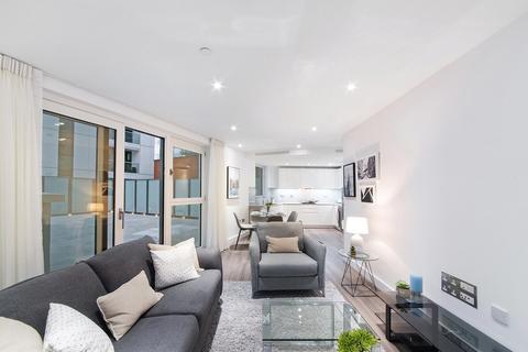2 bedroom flat to rent - Brent House, Nine Elms, SW8