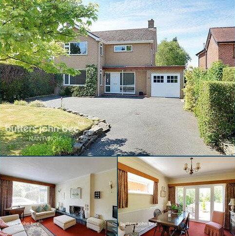 3 bedroom detached house for sale - Crewe Road, WIstaston