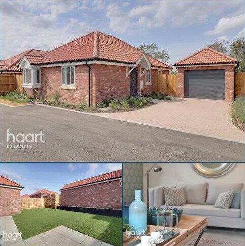 2 bedroom detached bungalow for sale - Little Clacton