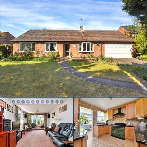 3 bedroom bungalow for sale - London Lane, Willoughby on the Wolds, Loughborough