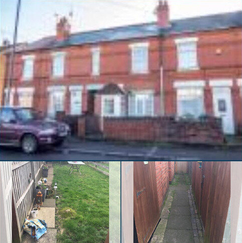 2 bedroom terraced house for sale - Heath Road, Coventry CV2