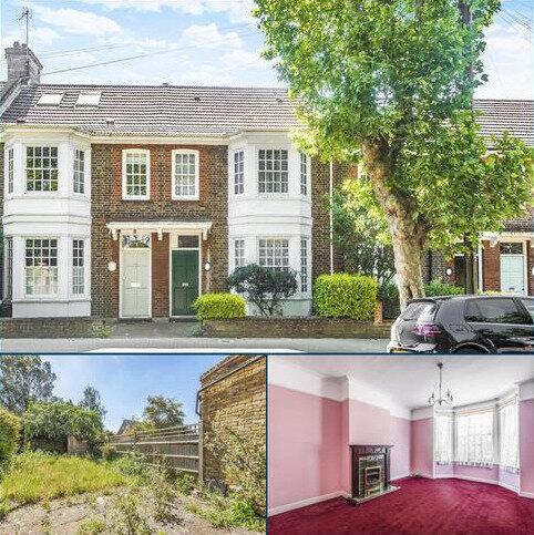 3 bedroom terraced house for sale - Magdalen Road, Earlsfield