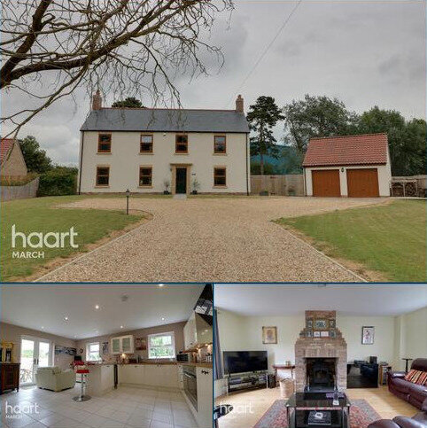 4 bedroom detached house for sale - Church Gardens, March