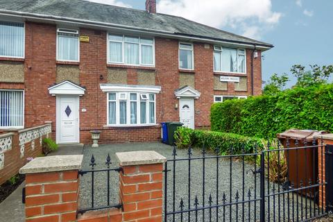 3 bedroom terraced house for sale - Weldon Crescent, High Heaton, Newcastle upon Tyne, Tyne and Wear, NE7 7JD